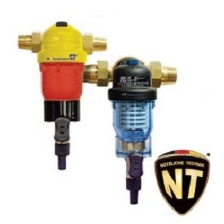 Фильтры обратной промывки NT (NUTZLICHE TECHNIK)