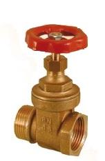 Гидрозадвижки латунные ВР/НР, Pn16, RASTELLI, модель 255