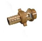 Соединение для шланга, разъемное, прямое, НР, RASTELLI, модель 850