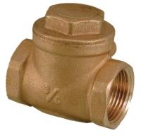 Обратные клапаны горизонтальные приемные, RASTELLI, модель 406