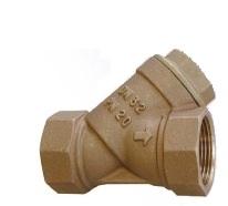 Фильтр косой, бронзовый, RASTELLI, модель 411