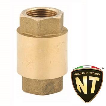 Клапаны обратные NT (NUTZLICHE TECHNIK)