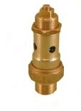Предохранительный клапан, пружинный ВР, RASTELLI, модель 570