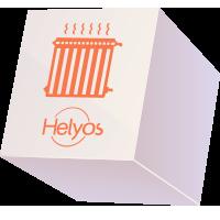 Алюминиевые  радиаторы HELYOS
