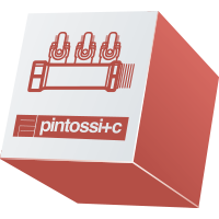 Коллекторы PINTOSSI+C