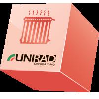 Биметаллические  радиаторы UNIRAD
