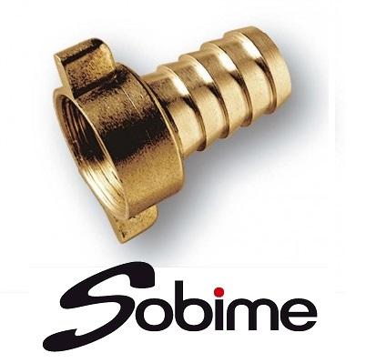 Соединители для шлангов Sobime латунные